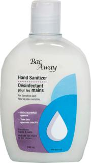 Anti Bacterial Hand Sanitizer Gel Wash Moisturising